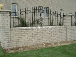 Small Picture Wrought Iron Fence Designs Aluminum Fence In The Circle Full