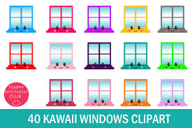 window clipart. Delighful Clipart 40 Windows Clipart Kawaii Window Cute Example Image 1 And Clipart L