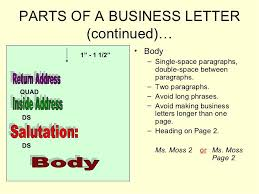 Personal Business Letter Examples Images Of Business Letters Copy Personal Business Letter Format