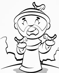 St Francis Of Assisi Coloring Page Free Download