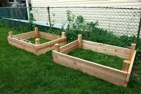 how to make a raised garden. Make Your Own Raised Garden Bed Building Plans For Beds Simple Design Making . How To A D