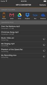 MP3 Converter Convert Videos and Music to MP3 on the App Store