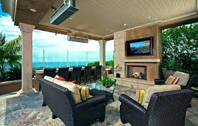 covered patio designs with fireplace simple covered covered patio with fireplace and remarkable modern designs