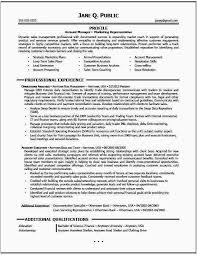 Account Executive Resume Samples Bank Account Manager Resume Sample