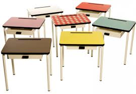 retro school desks and chairs for kids study space kidsomania pertaining to modern property child school desk prepare
