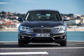 2019 BMW 1 Series decisive changes: Competing with the Audi A1