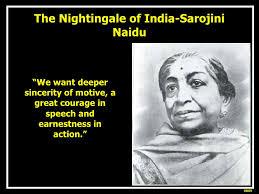 Image gallery for : sarojini naidu quotes