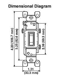 single pole light switch dimensions on single images wiring Single Pole Switch Wiring Diagram leviton light switch wiring diagram single pole wiring diagram leviton decora 4 way switch wiring diagram single pole dimmer switch wiring diagram