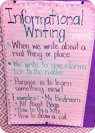 Expository Writing Second Grade Custom Paper Sample