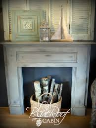 Ana White  Faux Fireplace Mantle With Hidden Storage Cabinets How To Build A Faux Fireplace