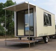 Small Picture 39m Mobile Cabin Granny Flat Studio Tiny House Office Relocatable
