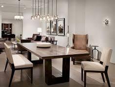 modern furniture dining room. Fine Room Salle  Manger U2013 Contemporary Dining Room Love The Modern Wood Table  Chandelier Lighu2026 For Modern Furniture Dining Room I