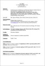 good examples personal interests resume 5 examples of interests on a resume