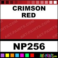 Crimson Red Nupastel 96 Set Pastel Paints Np256 Crimson