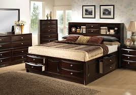 queen bed set with storage. Brilliant Bed Electra Storage Queen Bedroom Set On Bed With