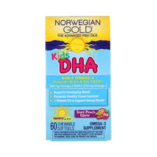 Order Renew Life <b>Norwegian Gold Kids</b> DHA Softgel Online   souKare