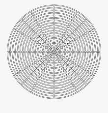 Pattern Circular Beading Graph Paper 1961378 Free