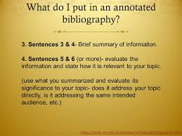 Writing for Engineers Annotated Bibliography SlidePlayer