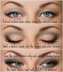 how do you apply eyesahdow to hooded eyes read this simple how to and
