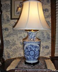 make a lamp from a vase 9 wm