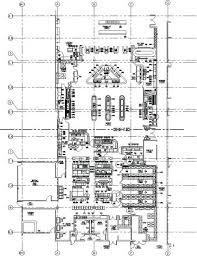RDA Kitchen ConsultantsCafeteria Floor Plan