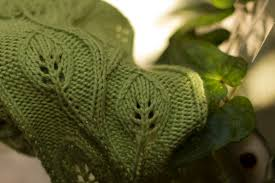 Leaf Knitting Pattern Awesome Daphne Scarf Knitting Patterns And Crochet Patterns From KnitPicks