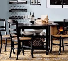 black dining room table pottery barn. black dining room table pottery barn l