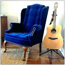 blue wingback chair. Navy Wingback Chair Download By Blue Wing Slipcover . T