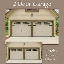 image is loading decorative garage door accents magnetic handle hinge carriage
