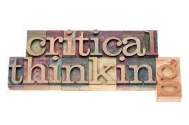 Critical thinking dictionary definition SlideShare