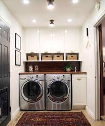 cupboards for laundry room