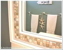 bathroom mirror frame tile. Interesting Tile Full Size Of Bathroom Mirror Mosaic Tile Amazing Mirrors Frame Around Mosai   In C