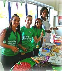 Akua Manu is fundraising for Macmillan Cancer Support