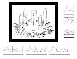 Image result for graphics for advent candles