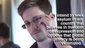 Edward Snowden, former CIA employee and former external consultant to the National Intelligence Agency (NSA), is the whistleblower who unveiled the ... - edward-snowden-interview