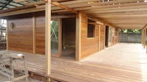 Awesome Bungalow En Kit Contemporary Transformatorio Us Maisons Bois En Kit Guadeloupe