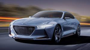 The (Not Hyundai) Genesis New York Concept Is Our Kinda Car - The ...