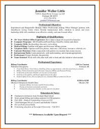 Billing Manager Resume Sample cover letter office manager resumes sample job and resume template 24