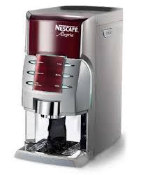 Nescafe Tea Coffee Vending Machine Price In Pakistan Mesmerizing Nescafe Alegria 4848 Coffee Machine Detail Rental And Specifications
