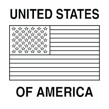 Coloring Page American Flag American Flag Coloring Page Online