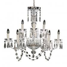 lismore 9 arm chandelier