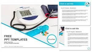 Digital Hypertension Powerpoint Templates