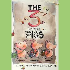 true story of the three little pigs builds understanding of point of view virtual tour act it out cover photo