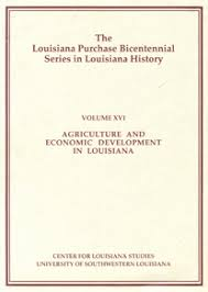 agriculture and economic development in louisiana