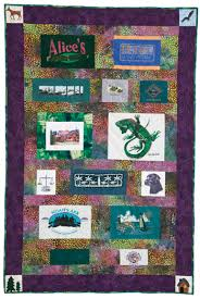T Shirt Quilt Patterns Impressive A Different Sort Of T Time Free TShirt Quilt Pattern