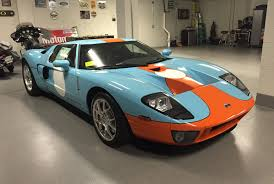 2006 Ford GT Heritage Edition For Sale - Exotic Car List