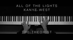 Kanye West All of The Lights
