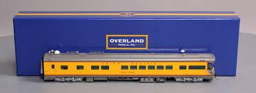 Buy Overland AF-5010-1 HO BRASS UP Lone Star Business Car w/Lights ...