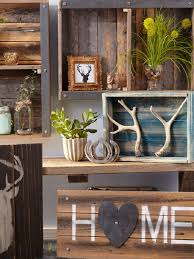 Rustic Antler Decor Ideas