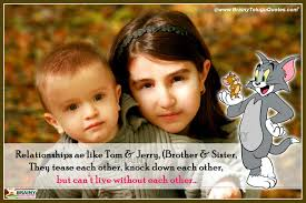 Quote For Brother And Sister Love Cute Brother And Sister Love
